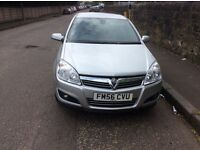 """VAUXHALL ASTRA AUTO WITH ONLY 36000"