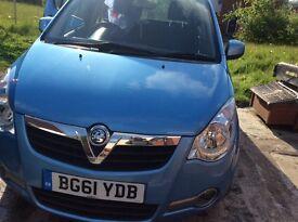 Vauxhall agila nice little car