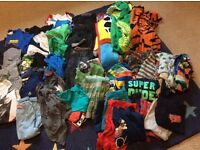Boys large bundle of clothes aged 6-8