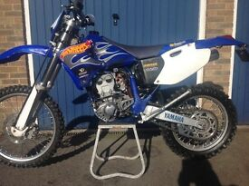 YAMAHA WR250, 2002 MODEL IN EXCELLENT CONDITION, PART EXCHANGE CONSIDERED
