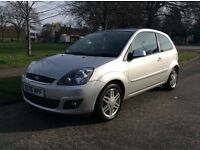*2006* FORD FIESTA * 1.4* GHIA * LEATHER INTERIOR* ONLY 34K MILES* 1 OWNER* F/S/H* 1 YEAR M.O.T*