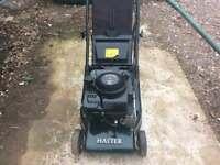 Hayter Harrier 41 lawn mower