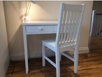 Kids Study desk with chair from next
