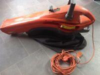 Flymo Garden Vac 2200 W Turbo