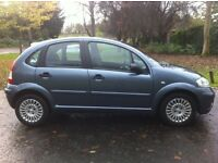C3 Citron 1.4 Diesel 64 MPG 2008 Registered £30 Yearly Tax Mot April 2017 Alloy wheel Low Insurance