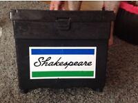 Shakespeare tackle seat box