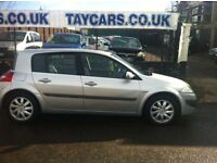 2007 RENAULT MEGANE DYNAMIQUE 1.6 FULL1 YEARS MOT ONLY £1695