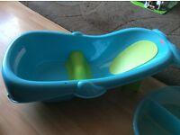 Baby bath (fisher price)