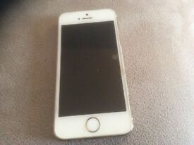 I phone 5s 16 go Rose Gold
