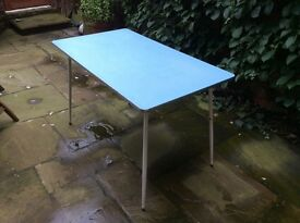 1950's - 1960's Formica table.
