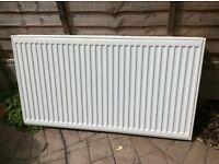 White Stelrad radiator