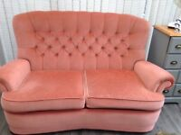 Comfy sofa 2 seater good condition