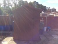 Shed 7 x 5 in good condition