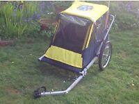 Spokey Joe 2 child bike trailer ... Great condition