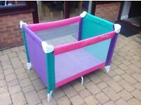 Puppy play pen dog cage