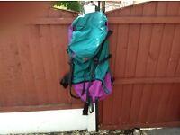 Lowe alpine outback 2 60 backpack