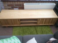 TV stand/cabinet from Next - solid wood