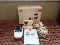 Motorola MBP27T Baby Monitor