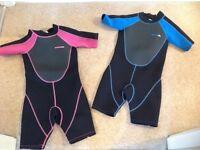 Childrens Wet Suits