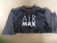 Nike Air Max jumper XL excellent condition