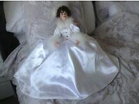 Ashton drake wedding doll