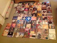 85 CDs various artists