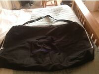 Beauty/therapy couch carry bag for portable couch