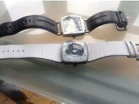 2 x men's next watches