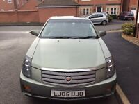 Excellent condition Cadillac CTS very low mileage for sale