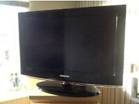 "Samsung 26"" Wide Screen TV"