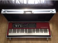 Nord Electro 5D 61 Semi Weighted with Flightcase