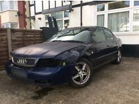Engine in good running condition + other parts - AudiA4 1.9 tdi SE from 1999