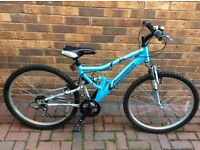 Child's mountain bike. £35