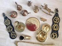 Brass Items Various - bulk sale last bits