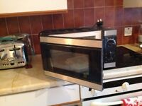 nearly new microwave