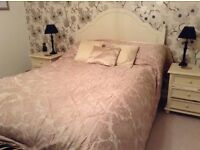 Bedeck Passion bedspread to fit up to Superking size bed
