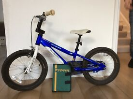 Specialized hotrock blue bike (16 inch) for 4 to 6 years old