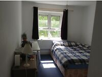 Double room in 3 bed flat in Ham, Richmond sharing with one other