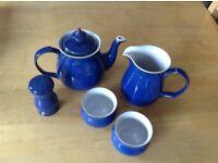 Denby Imperial Blue Dinnerware .