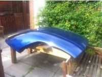 Hardtop Bmw e46/e36 Blue Exellent Condition