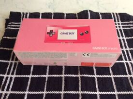 NINTENDO GAME BOY MICRO 2005