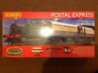 Brand New Hornby Postal Express Trainset
