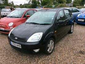 Ford Fiesta 1.4cc Zeneca full mot @ Aylsham Road Affordable Cars