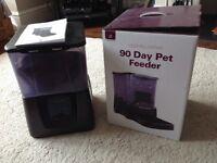 90 day pet feeder NEW
