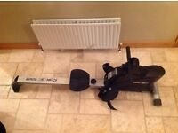 Reebok Magnetic Rowing Machine for sale,full working order,excellent condition