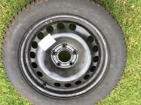 SPARE WHEEL (ASTRA) GOODYEAR TYRE 205/55 R16