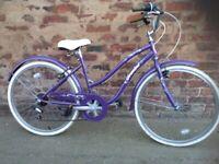 Viking Gemini Ladies hybrid commuter type bike, in good order