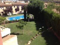 Sunny 3 bedroom Villa in Andalucia Spain