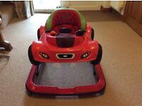Jane car baby walker