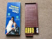 Vintage Mastermind Game